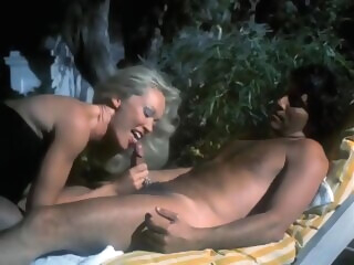 Insatiable 1980 Marilyn Chambers, XRCO Hall of Fame, Full Movie brunette retro blond